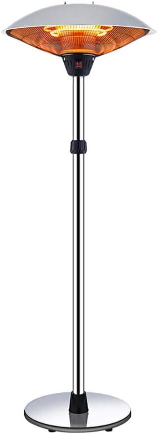 MLXG 1500W Electric Patio Heater Heat Oklahoma City Mall Radia cheap Infrared 3 Settings