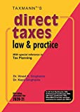 Taxmann's Direct Taxes Law & Practice -With special reference to Tax Planning (63rd Edition...