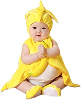 Cute Baby Photography Props Banana Costume Jumpsuit Baby Boy Girl Outfits Hat Socks Clothes