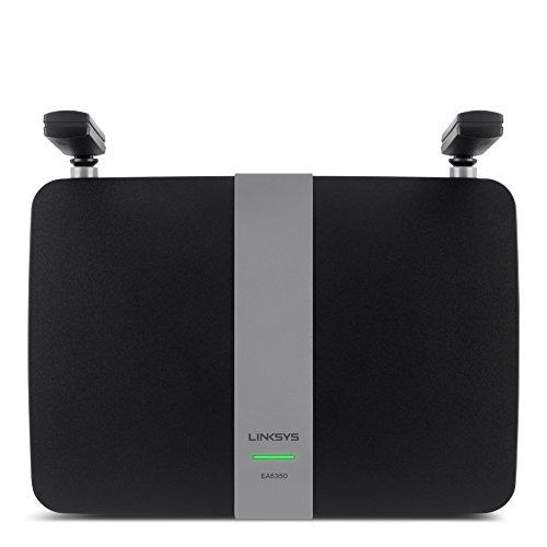 Linksys EA6350 Dual Band Smart Wi-Fi Gigabit Router