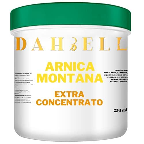 Arnica forte gel per cavallo uso umano puro extra concentrato formula rinforzato doppia...