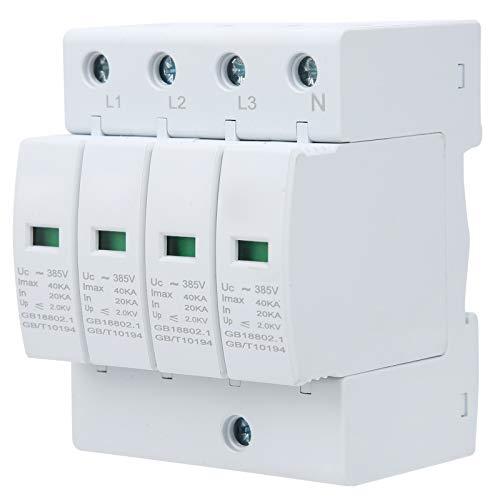 4P Überspannungsschutz für elektrische Geräte Überspannungsschutz für elektrische Geräte für PC für Laptop