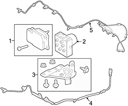 Amazon com: Ford - Control Modules / ABS: Automotive