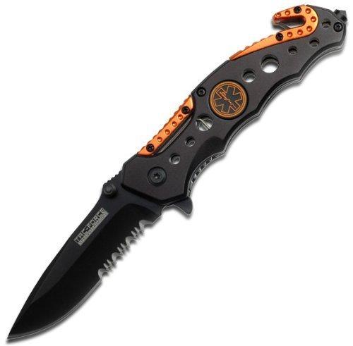 TAC-FORCE Spring Assisted Opening Folding Pocket Knife