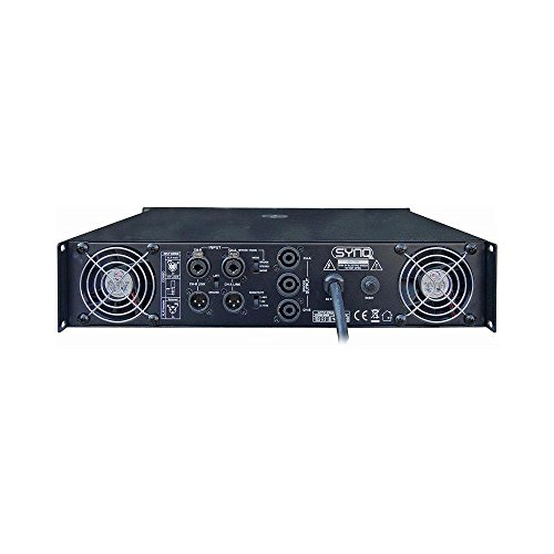 Synq Audio - PE-2400 2 x 1200W / 4 Ohm