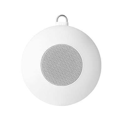 HIOD Bocina Bluetooth Creativo Vistoso Lámpara de Noche Portátil Altavoz Inalámbrico 10m (33 pies) Distancia Batería de 2000 mAh