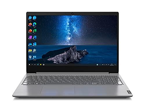 """LENOVO V15 15.6"""" i3-1005G1 FINO 3.4GHz RAM DDR4 SSD M.2 FHD 1080P Windows 10 PRO ORIGINALE COMPUTER NOTEBOOK PORTATILE AZIENDALE LAPTOP SMARTWORKING DAD (Ricondizionato) (12GB RAM SSD M.2 480GB)"""