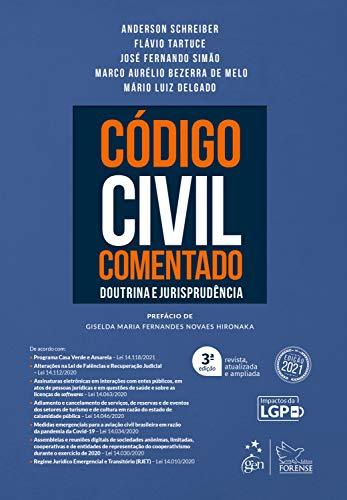 Código Civil Comentado: Doutrina e Jurisprudência