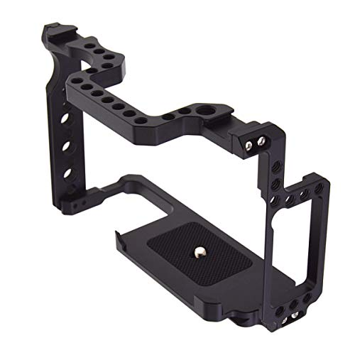 Leyeet Kameratasche für Kompatiblen Canon 5Ds 5D Mark IV EOS 5DS 5D4 5D3 5D2 Kamera Rig Videokamera Erweiterung