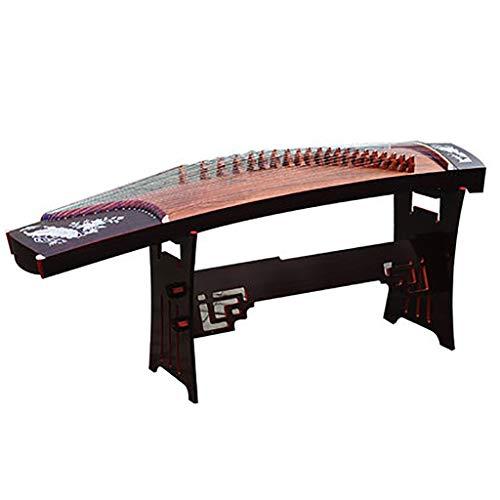 N /A Guzheng, mit einem kompletten Satz von Zubehör, chinesischem Musikinstrument, Größe: 163cm, 64inchs, Geeignet for Anfänger, Profis, Einleitende Praxis