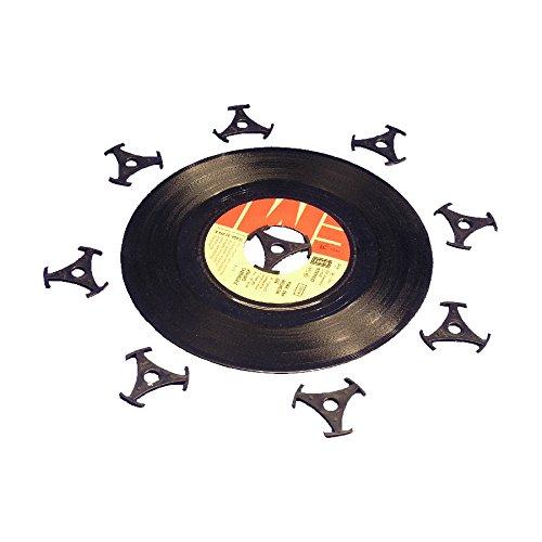 Single Schallplatten Sterne Protected (50 Stück)
