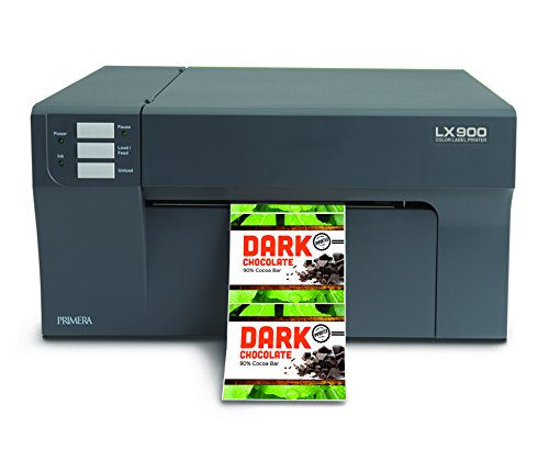 Primera LX900 Color Label Printer, USB 2.0, Up to 4800 dpi