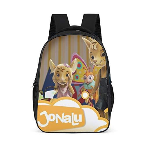 Fanaxii Kinderrucksack Kinder Rucksack Jonalu Schulrucksack Rucksack Kindergartentasche Kindergartenrucksack Niedlicher Schulrucksäcke