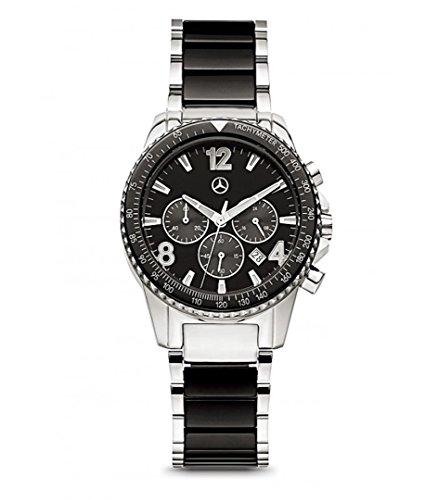 Genuine Mercedes Benz Unisex Chronograph Business Watch - Ceramic