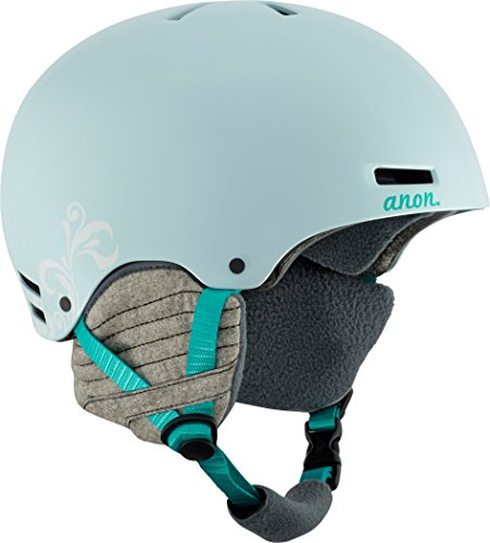Anon Women's Greta Helmet, Empress Teal, Medium