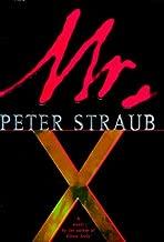 Mr. X by Peter Straub (1999-07-20)
