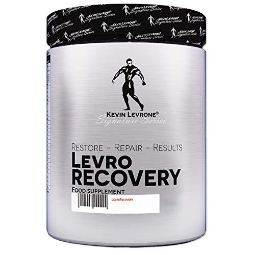 Kevin Levrone Levro Recovery Paquete de 1 x 535g – Suplemento de Aminoácidos - Complejo BCAA y Glutamina - Vitaminas - HMB - Carnitina - Arginina y Alanina (Cactus)