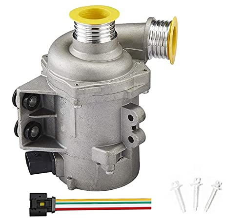 MOSTPLUS Electric Engine Water Pump Compatible for 11517586925 BMW Z4 X3 X5 328i 128i 528i