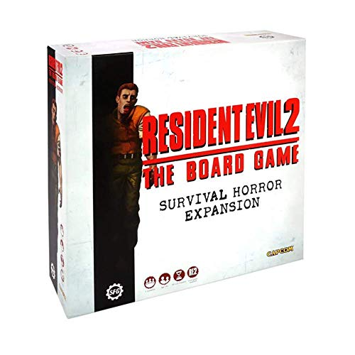 Steamforged Games Resident Evil 2: Survival Horror Expansion, Multi-Colored (SFRE2-003)