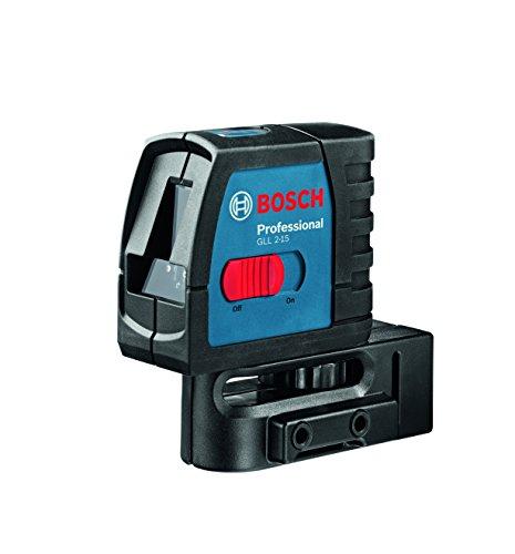 Preisvergleich Produktbild Bosch Linienlaser GLL 2-15,  mit Multifunktionshalterung 0601063701