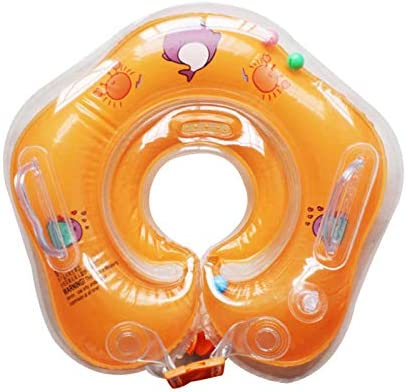 TOPBANG Swimming Float Ring Inflatable Infant Floating Kids Swim Pool Accessories Circle Bathing product image