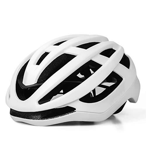 Casco Transpirable, Casco De Bicicleta con Casco De Bicicleta Certificado Y Casco...