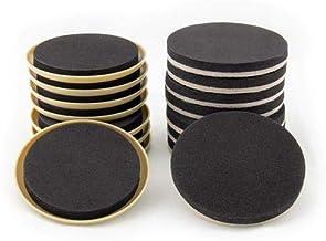 Gwolf Verplaatsbare meubelschuiven Herbruikbare meubelverplaatsers voor tapijt Meubilair Voetkussen Schuifmat Zware meubel...