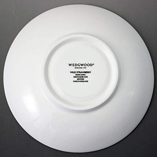WEDGWOOD(ウェッジウッド)『ワイルドストロベリーティーカップ&ソーサーペア』