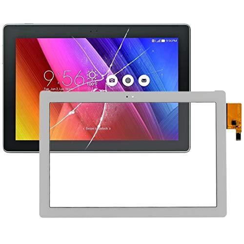 Liaoxig Repuesto de ASUS Panel táctil para ASUS ZenPad 10 ZenPad Z300CNL P01T Repuesto de ASUS (Color : Blanco)