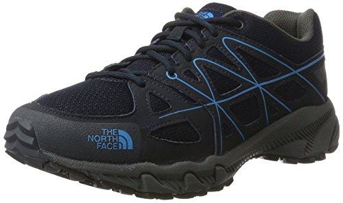 The North Face Storm MS, Botas de Senderismo Hombre, Azul (Urban Navy/Hyper Blue), 42.5 EU