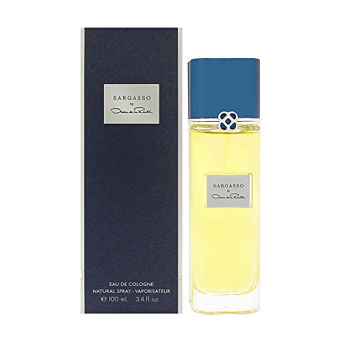 Oscar de la Renta Essential Luxuries Sargasso - Agua de perfume, 100 ml
