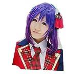 AKB0048 Maeda Atsuko Acchan Cosplay Costume Wig