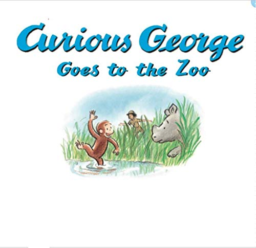 Curious George Goes to the Zoo: kids books ages 3-5 (English Edition)