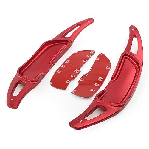 JIRENSHU Paletas de extensión del Cambio del Engranaje del Volante del Coche Aleación de Aluminio, para Mercedes Benz AMG GLA45 SL63 A45 C63 E63 S65 CLS6 W176 W205 W213 W222