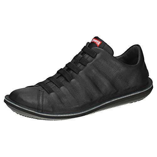 Camper Herren Beetle Schuhe Sneaker, Schwarz (Black 1), 45 EU