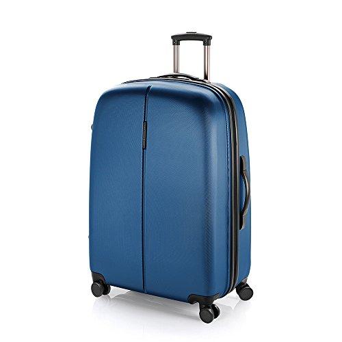 Maleta de 77 cm, 96 Litros, Azul