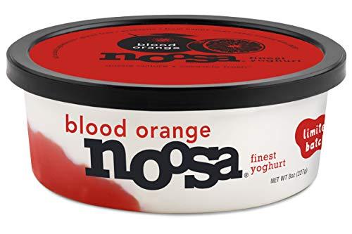 Noosa, Yogurt Blood Orange, 8 Ounce