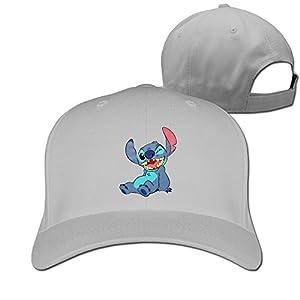Lilo And Stitch Wink Snapback Hats Baseball Peaked Caps