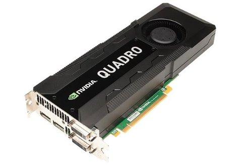 HP C2J95AA Quadro K5000 4GB GDDR5 - Tarjeta gráfica (NVIDIA, Quadro K5000, 2560 x 1600 Pixeles, 400 MHz, 2048 x 1536 Pixeles, 2560 x 1600 Pixeles)