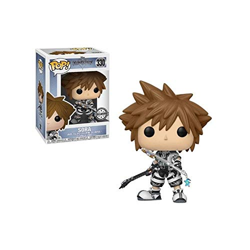 Funko POP! Disney: Kingdom Hearts: Sora Exclusivo