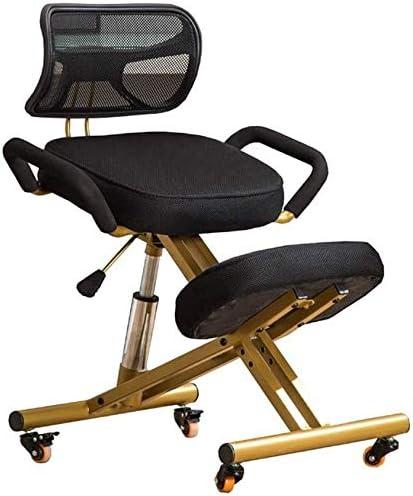 ZHAOSHUNLI Kneeling Deluxe Chair Max 57% OFF Ergonomics Office