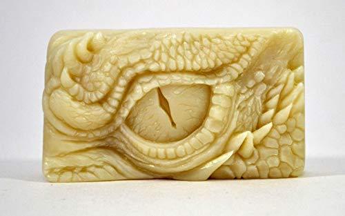 ARTCRAFTMOLDS Dragon Eye Silicone Mold SOAP Resin Wax Plaster Clay