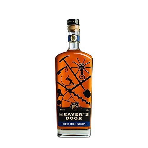 Heaven's Door Double Barrel Whiskey 50%vol - Blend American Whiskey (1 x 0.7 l)