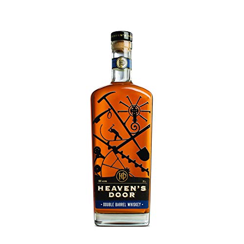 Heaven's Door Double Barrel Whiskey 50%vol - Blend American Whiskey (1 x 0.7 l)