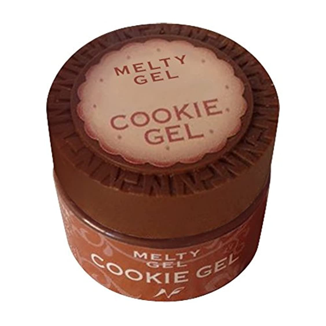 食欲いまソーセージNatural Field Melty Gel クッキージェル パステルシリーズ 3917パステルイエロー 5g