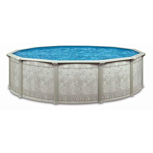 Cornelius 21ft x 51.6In Pools Above Ground Pool w/Liner, Skimmer, Chemicals, Ladder, More