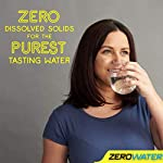 ZeroWater ZD-018 ZD018, 23 Cup Water Filter Pitcher with Water Quality Meter 24 Included Components: Zerowater Zd-018 23-Cup Water Dispenser And Filtration System;Electronic Tds Water Testing Meter;1- Zerowater Filter Cartridge That Removes Contaminants That Cause Water To Have An Unpleasant Taste