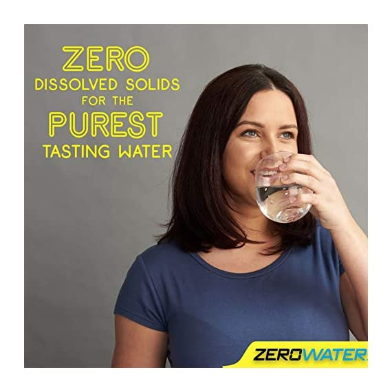 ZeroWater ZD-018 ZD018, 23 Cup Water Filter Pitcher with Water Quality Meter 12 Included Components: Zerowater Zd-018 23-Cup Water Dispenser And Filtration System;Electronic Tds Water Testing Meter;1- Zerowater Filter Cartridge That Removes Contaminants That Cause Water To Have An Unpleasant Taste
