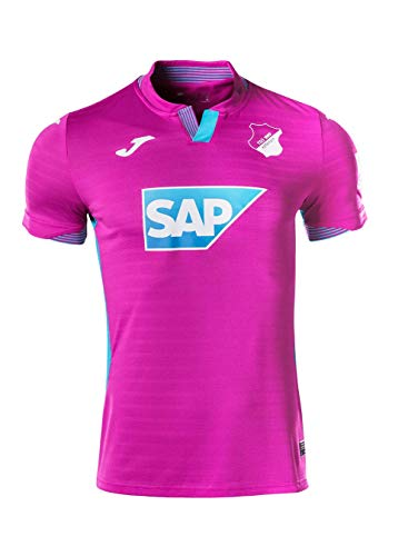 TSG 1899 Hoffenheim Herren TSG-Trikot Third 20/21, Pink, XL