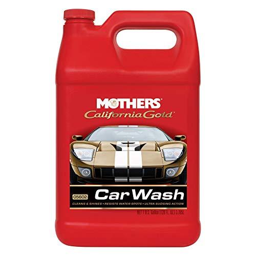 Mothers California Gold Car Wash 1 Gallon Gold - 655602
